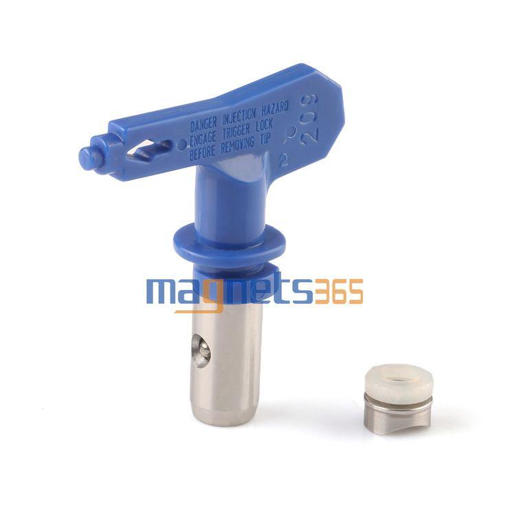 Airless Spray Gun Tip 209 Fits for Titan/ Wagner airless spray gun and paint sprayer Blue