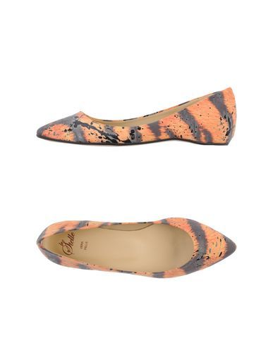 I found this great LE STELLE Ballet flats on yoox.com. Click on the image above to get a coupon code for Free Standard Shipping on your next order. #yoox