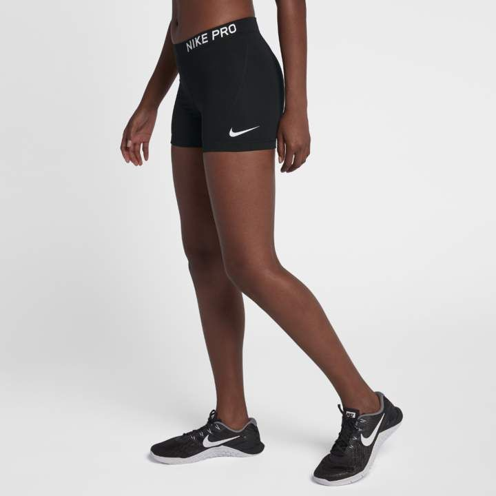 """Nike Pro Women's 3"""" Training Shorts #nike #nikepro #athleisure #shopstyle #afflink"""