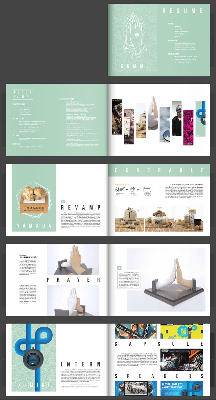 Best 25 Portfolio Examples Ideas On Pinterest Graphic