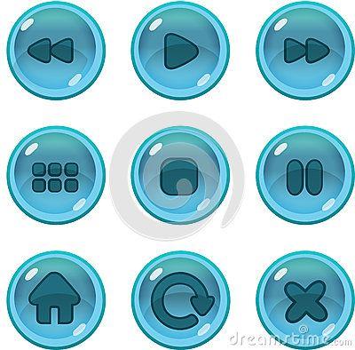 Game UI icons gui
