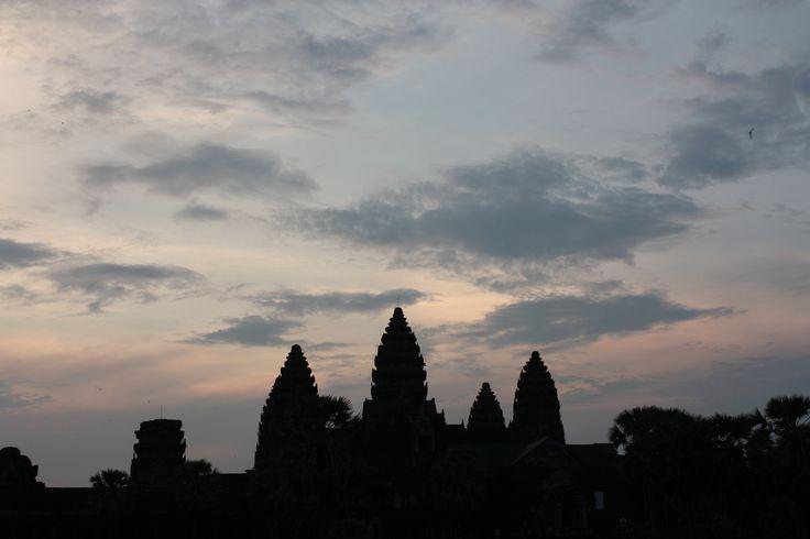 Cambodia. Angkor Wat. KC Pix