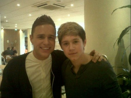 Fetus Niall and Olly Murs