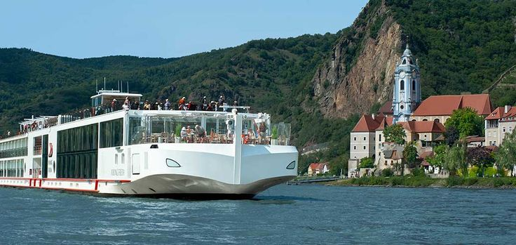 viking longship DANUBE RIVER
