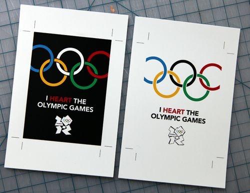 Cathy Zielske Project Life Olympic themed card freebie