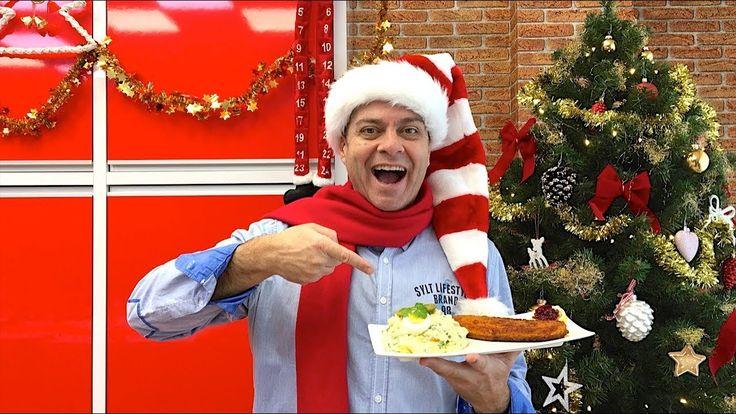 Nejlepší sváteční , nejen vánoční, bramborový salát od Majkla