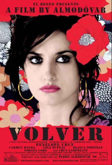 Volver (2006) by Pedro Almodóvar