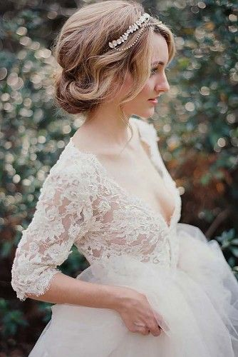18 Bridal Hair Accessories To Inspire Your Hairstyle | Page 5 of 5 | Wedding Forward
