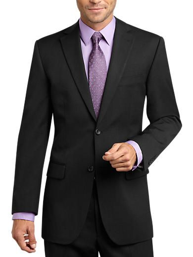 Pronto Uomo Charcoal Portly Suit Separates | Men's Wearhouse