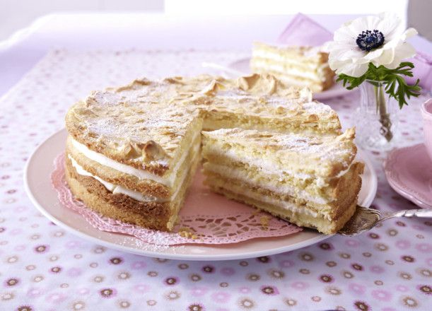 Saure Sahne Torte Rezept