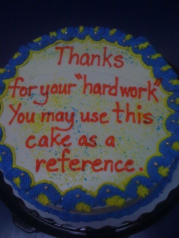 30 best Cake messages images on Pinterest Ha ha Birthday ideas