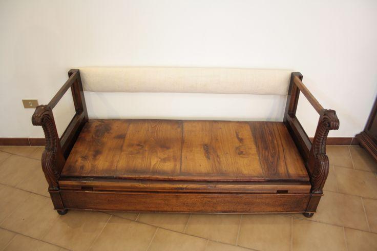 31 best antique furniture mobili antichi images on - Cassapanca divano ...