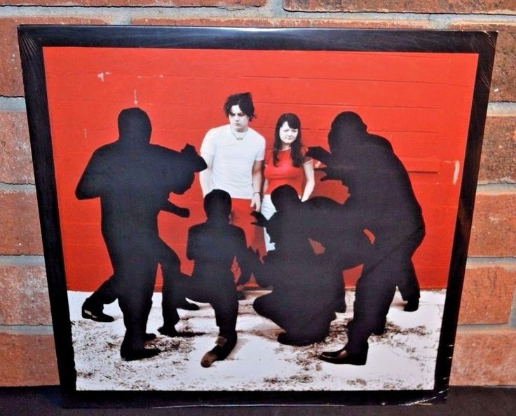 THE WHITE STRIPES - WHITE BLOOD CELLS. 180 Gram BLACK VINYL LP. 1 Dead Leaves and the Dirty Ground (Album Version). New & Sealed! 7 The Union Forever (Album Version). 8 The Same Boy You've Always Known (Album Version).   eBay!