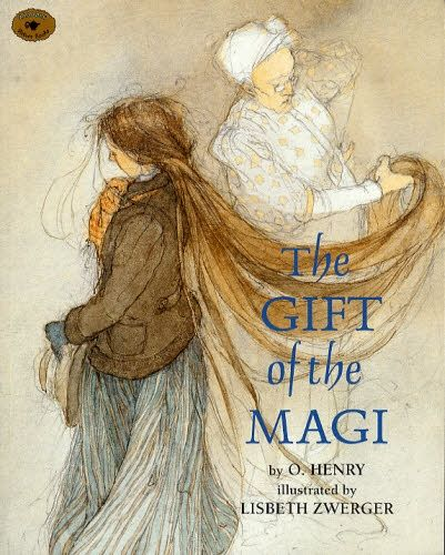The Gift Of The Magi by O. Henry, illustrated by Lisbeth Zwerger