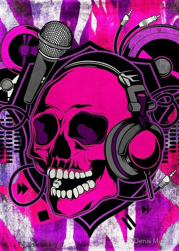 37 best skull images on Pinterest | Skulls, Skull art and Skull ...