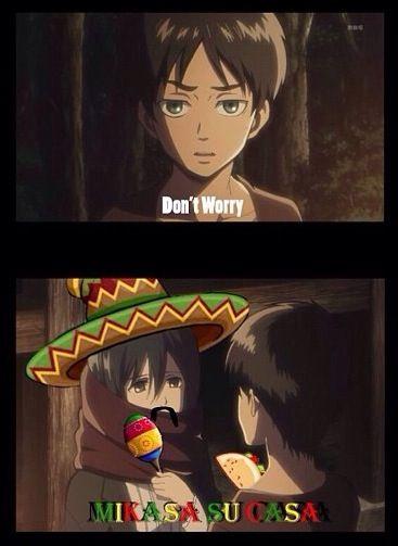 Attack on Titan/Shingeki no Kyojin    anime funny