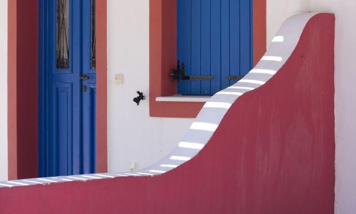 Architecture of Antiparos Chora
