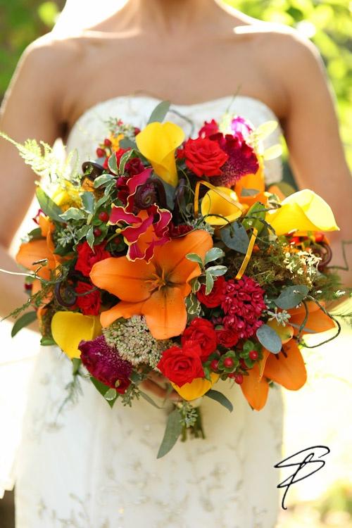 Brides Wedding Bouquet