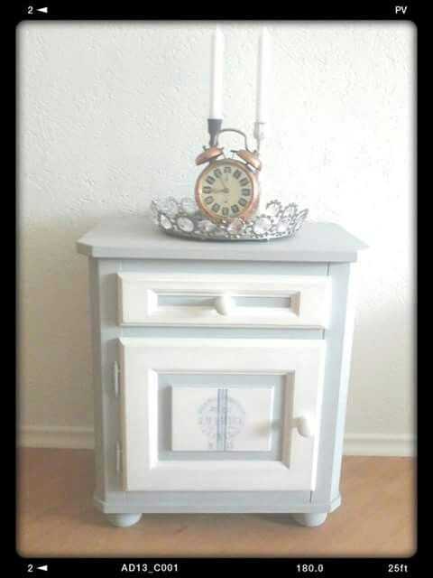Shabby chic jdl french nordic style annie sloan chalk paint