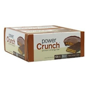 BNRG Power Crunch Bar $13.83 w COUPON CODE: VERGE PIN. A delicious, crème-filled wafer cookie, bursting with Proto Whey protein. Available in 6 delicious flavors for a full spectrum of tastes. Naturally low in sugar and carbohydrates @ http://www.vergenutrition.com