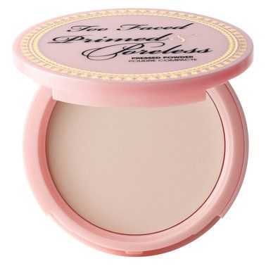 Too Faced - Primed and Poreless Pressed Powder