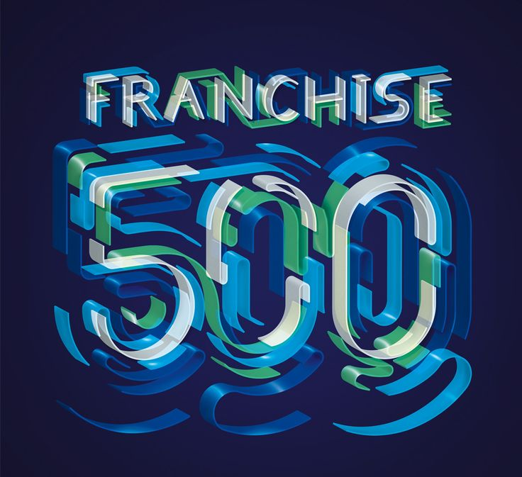 Entrepreneur - Franchise 500 on Behance