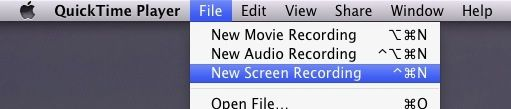 How to use the screen recorder on a Mac