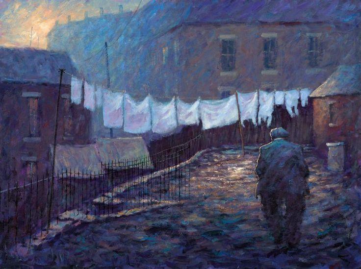 Alexander Millar, Dusk Till Dawn - Unframed