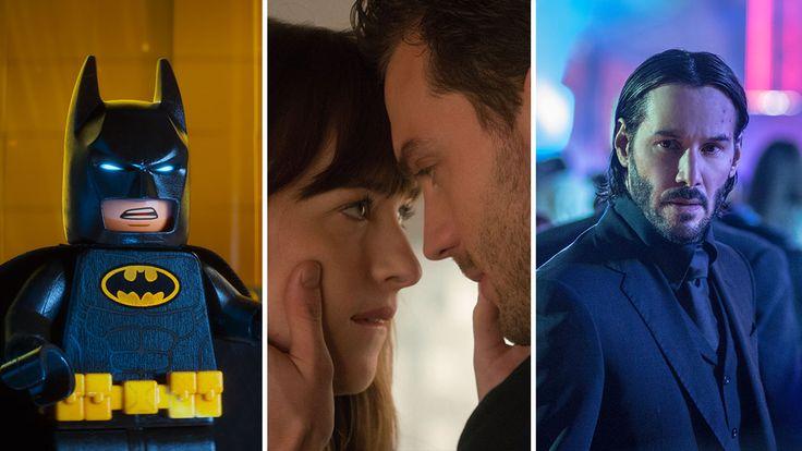 Box-Office Preview: 'Lego Batman' Set to Spank 'Fifty Shades Darker' #FansnStars