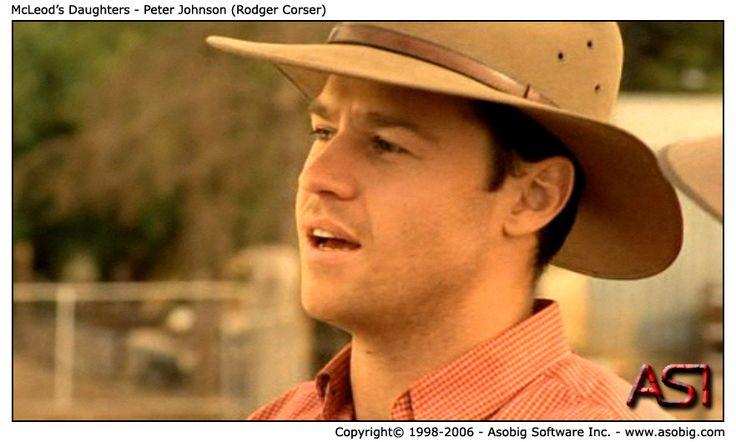 Rodger Corser as Peter Johnson 2