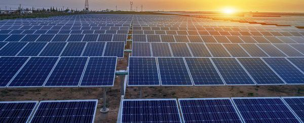 India Reports To Cheapest Solar Power In The World Techiexpert Com Solar Panel Efficiency Solar Panels Solar Energy Panels