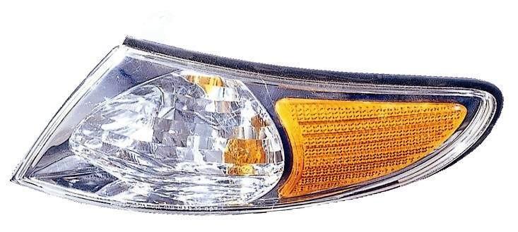 Toyota Solara 02-03 Parking / Signal Light Assembly LH USA Driver Side
