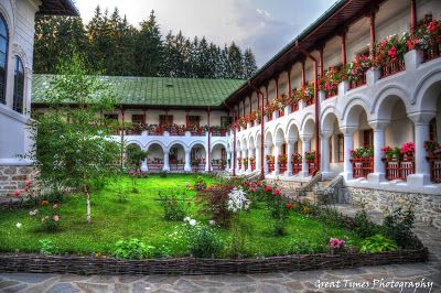 Agapia Monastery is located at 9 km far from Targu Neamt and 43 km from Piatra Neamt. The monastery is famous around the world due to its interior frescoes painted in 1858 by the great Romanian painter Nicolae Grigorescu (one of the founders of modern Romanian painting). http://greattimesphotography.blogspot.ro/2015/09/agapia-monastery.html