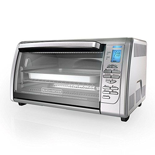 Countertop Toaster Oven Convection Stainless Steel Pizza Electric Broil Digital -- Check this awesome product by going to the link at the image.  This link participates in Amazon Service LLC Associates Program, a program designed to let participant earn advertising fees by advertising and linking to Amazon.com.