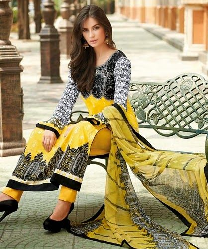 Indian Lawn Collection 2014