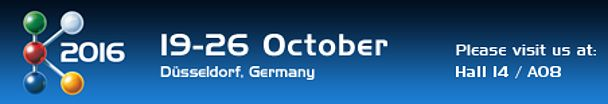 DELTA ENGINEERING AT K-SHOW Delta Engineering invites you from 19th to 26th October 2016 to the  K-show in Düsseldorf, the world's premier trade fair for the plastics and rubber industry.  We will have machines displayed at Delta Engineering Booth,  ASB Booth & Kautex Maschinenbau Booth . If you would like to schedule an appointment with one of our sales representatives, please contact us and we will gladly reserve time for a meeting.  Read below: https://delta-engineering.be/news