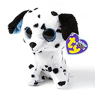 Ty Beanie Boos Plush Dalmatian-my friend has this, but in ball form