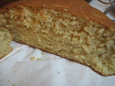 MARI PLATEAU: Ψωμί με γιαούρτι