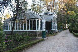 Parque Isidora Cousiño, Lota, Bio Bio, Chile.