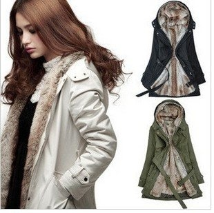 FREEshipping 2012 Hot new Faux Fur Lining Women's long overcoat/ Winter jacket hooded Plus Size/ extra large XS-XXL on AliExpress.com. $108.00: Faux Fur, Free Ships, Winter Jackets, Fur Jackets, Woman, Long Coats, Trench Coats, Winter Coats, Coats Outerwear