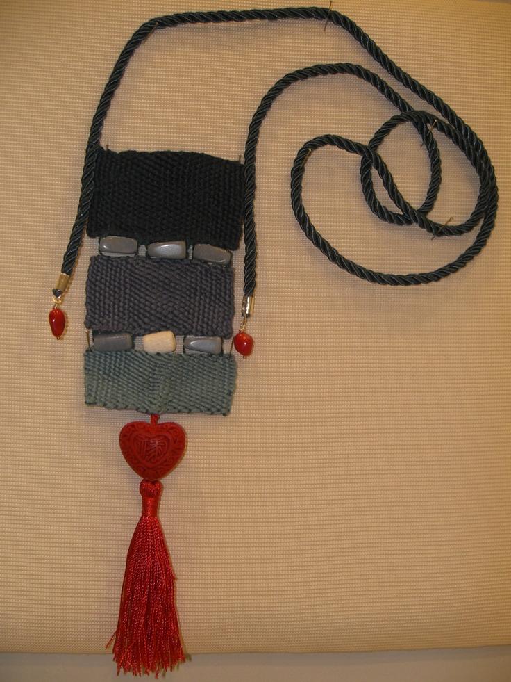 Anastasia Iordanaki : necklace