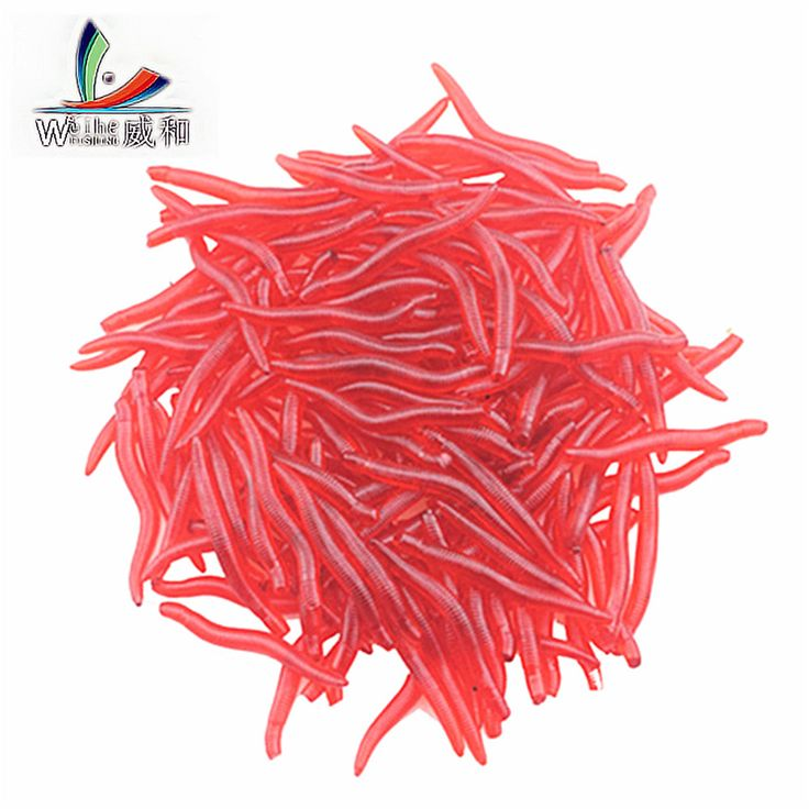 30PCS Artificial Soft Lure Bait Lifelike Fishy Earthworm Lures 3.5CM Fishing Bait For Winter Carp Fishing. Yesterday's price: US $0.81 (0.66 EUR). Today's price: US $0.72 (0.59 EUR). Discount: 11%.