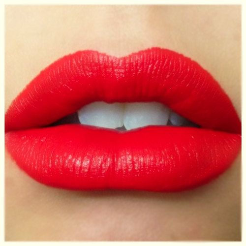 Tango .. Opaque Matte Lipstick by ImpulseCo on Etsy, $6.99