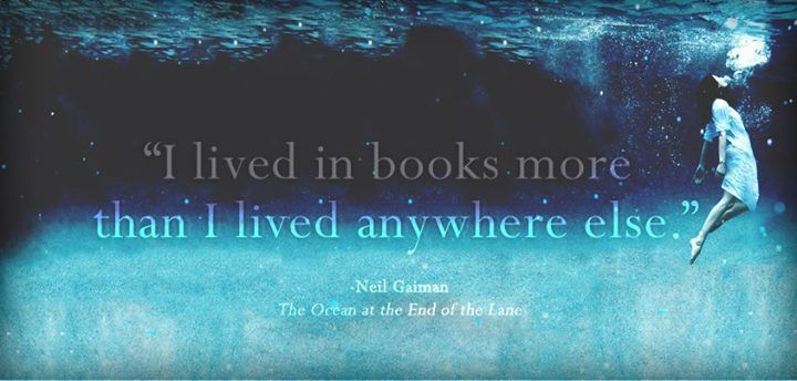 The Ocean At The End Of The Lane By Neil Gaiman: 29 Best Favourite Lines Images On Pinterest