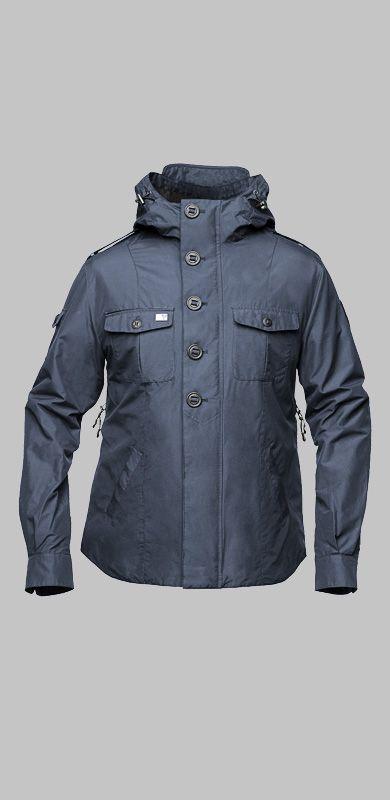 men's Fisherman waterproof jacket from Nobis.  www.explorewildmountain.com