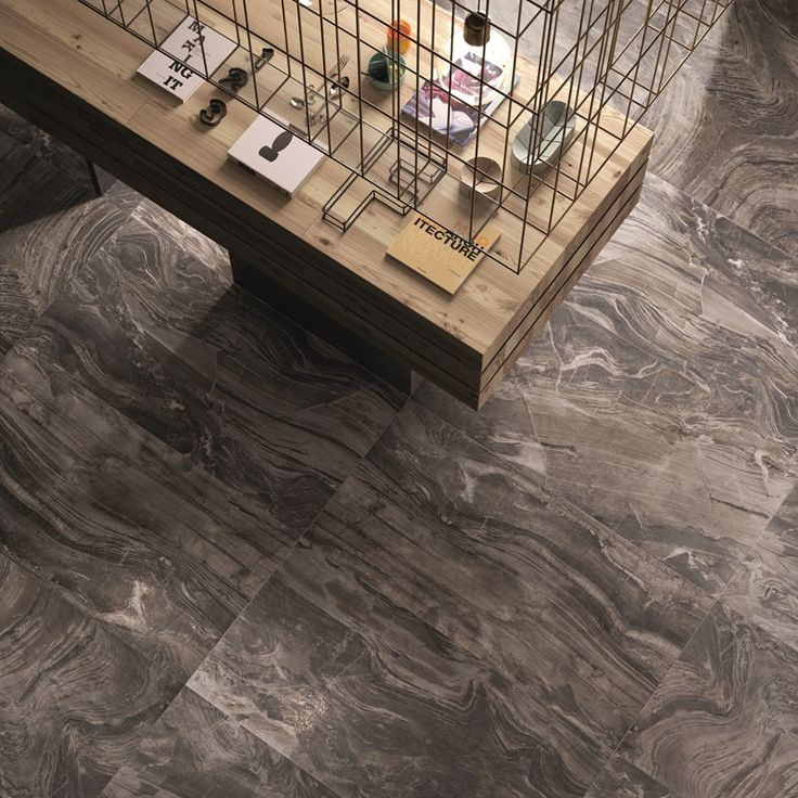 Wallfloor Tiles With marble Effect SUPREME By Flaviker