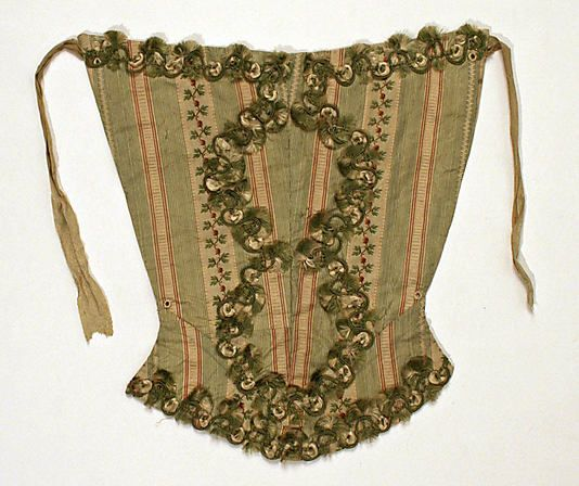 Date: 1770–80 Culture: Italian Medium: silk