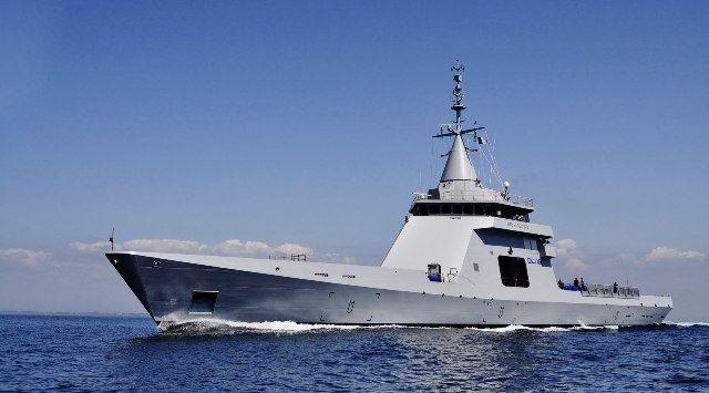 El OPV 90 L'Adroit llega a Montevideo el domingo. No realizará maniobras con la Armada Uruguaya-noticia defensa.com