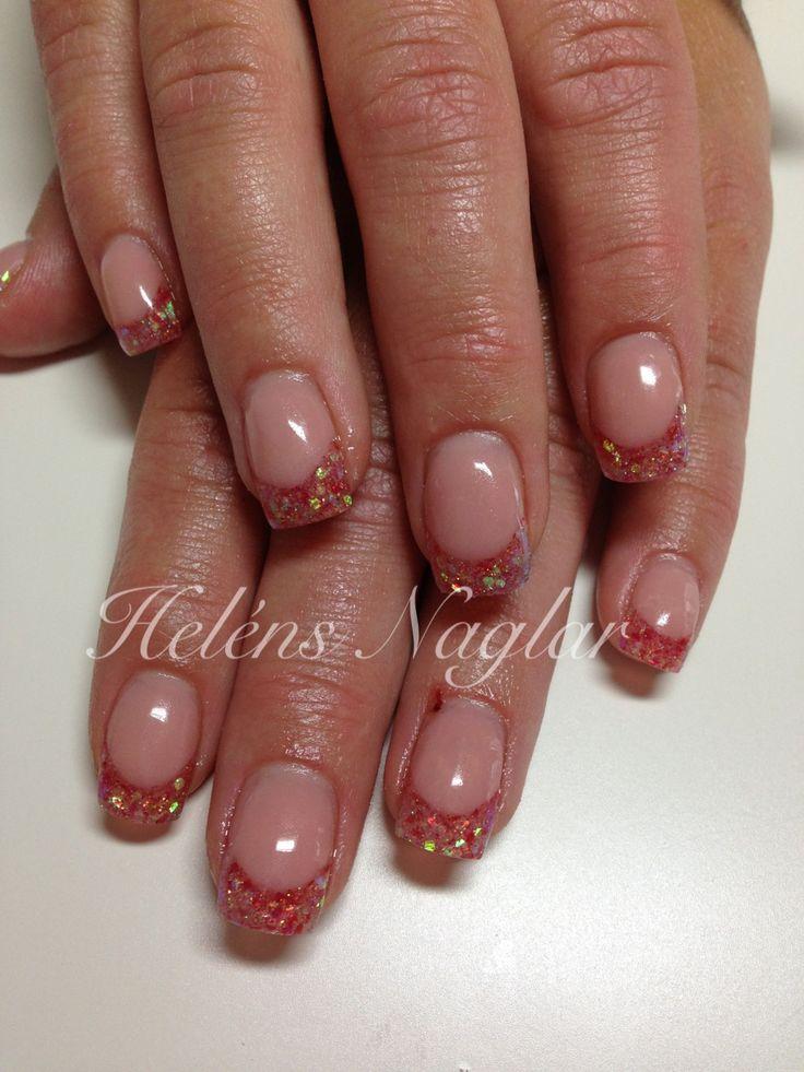 Nice dark-sparkely-pink