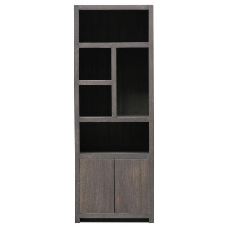 25 beste idee n over moderne boekenkast op pinterest modern modern appartement interieur en - Moderne boekenkast ...